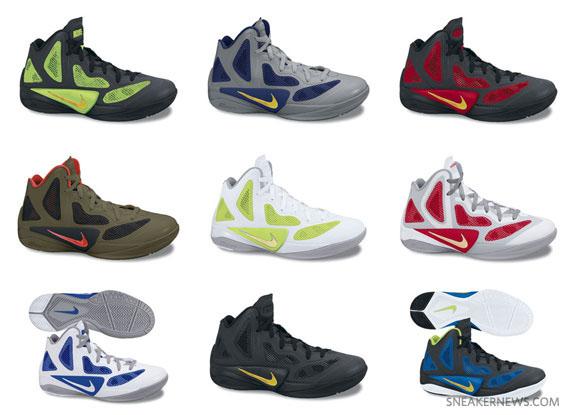 Sepatu Nike Untuk Bola Basket Pilih Series Hyper