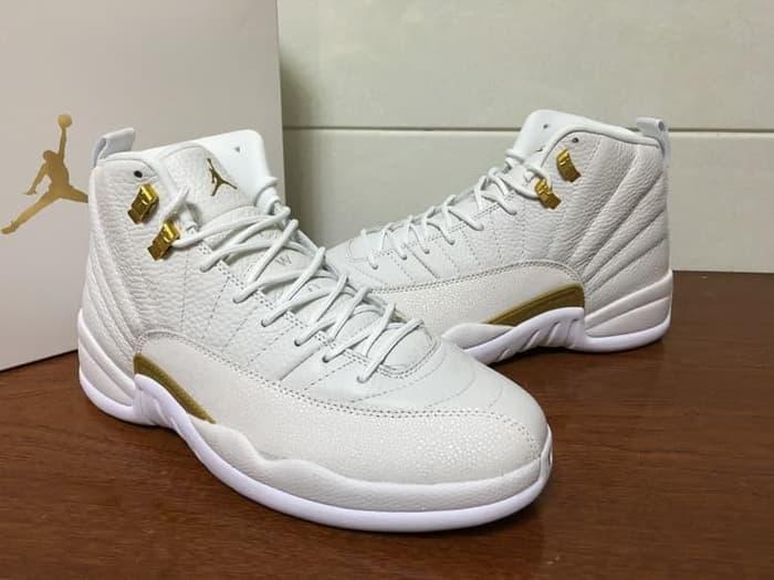 Sepatu Air Jordan XII OVO
