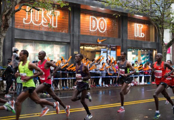 Produk Terbaru Sepatu Nike Marathon Hasil Kolaborasi Dengan Atlet Dunia