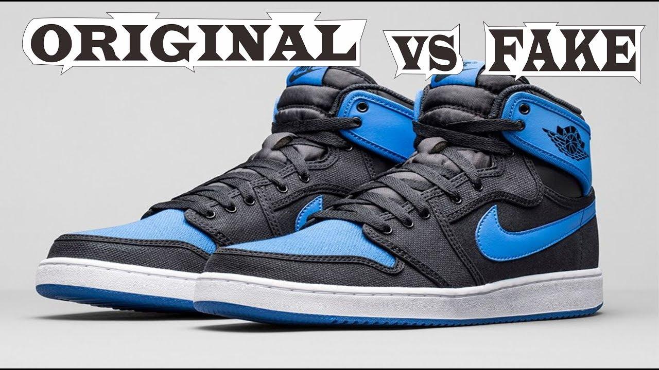 Perhatikan Beberapa Hal Ini Supaya Peroleh Sepatu Nike Air Jordan Asli